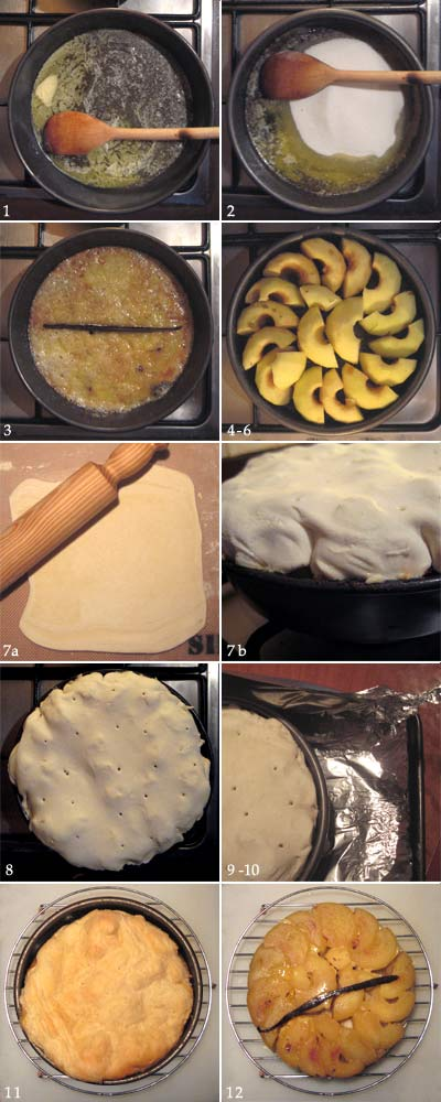 How to make Tarte Tatin in pictures
