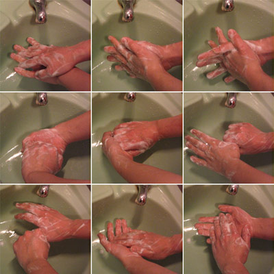 Food hygiene awareness part 1 – effective hand washing