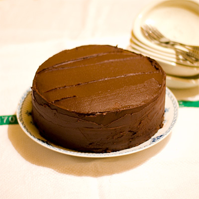 Vegan Chocolate Cake - Egg, dairy & nut free chocolate - with Recipe - Coco&Me