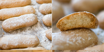 Lady fingers cookies recipes