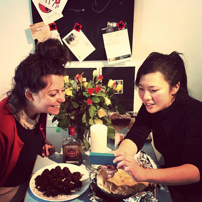 www.cocoandme.com - Coco&amp;Me - Coco &amp; Me - baking course London - Z &amp; Tamami 