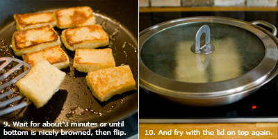 Coco&Me - www.cocoandme.com - Coco and Me - Quick french toast recipe with process pictures